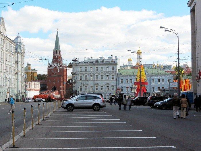 Группа «АТЭК» построит жилой дом в 500 метрах от Кремля