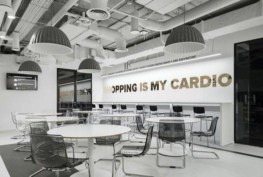 Московский офис Lamoda будет превращен в модное пространство