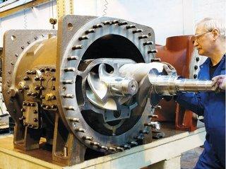 Применение винтовых компрессоров на производственных объектах
