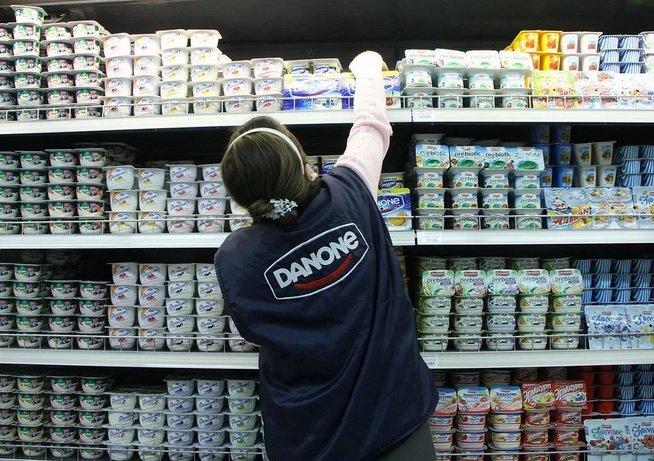 «Danone» собирается локализовать в России выпуск растительных напитков
