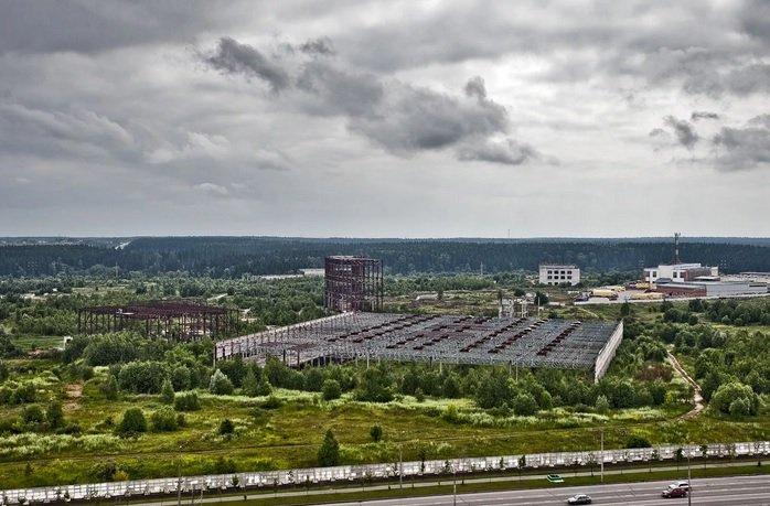 «ПИК» застроит большую промзону в Зеленограде
