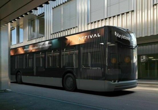 В Москве испытают электробусы производства Arrival