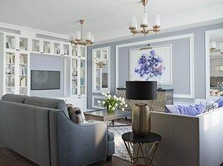 Дизайн 4-комнатных квартир - особенности