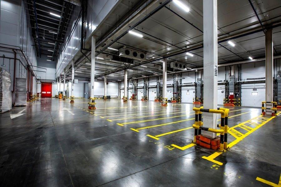 «Ориентир» построит склад по заказу «Техноавиа»