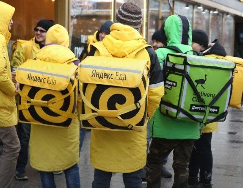 Столичные власти решили проконтролировать тарифы «Яндекс.Еды» и «Delivery Club»