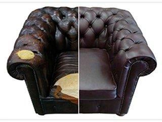 Перетяжка и реставрация мебели в Москве