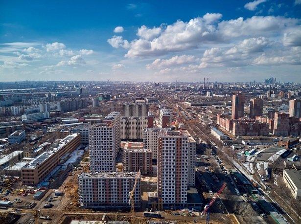 «Главстрой» согласовал застройку своей московской площадки, пообещав передать часть площадей под реновацию