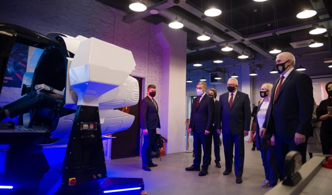 В Москве открыли Центр Киберспорта «Киберзона»