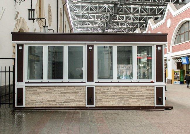 «РЖД» расторгает договоры с владельцами нестационарных торговых объектов на московских вокзалах