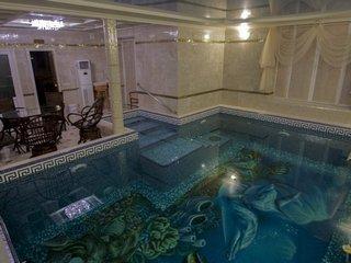 Сауна с бассейном в Марьино