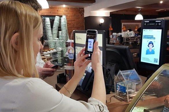 Сеть кафе Prime запустила оплату лицом