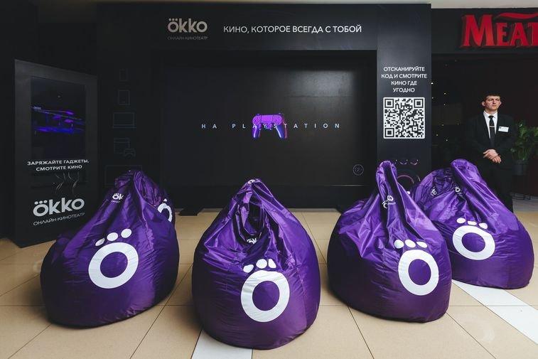 Онлайн-кинотеатр «Okko» покажет теннисные соревнования