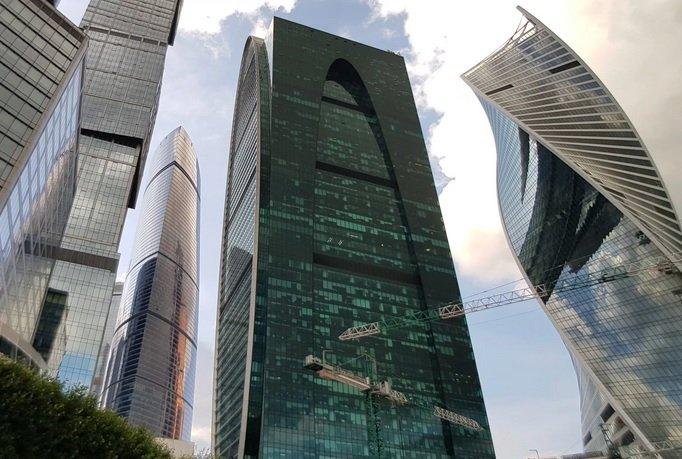 Департамент информационных технологий получит новый офис в башне «Империя»