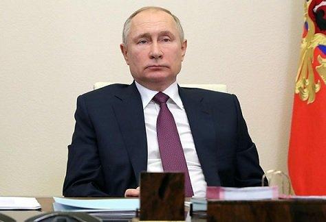 Президент сообщил об учреждении фонда для сбора увеличенного НДФЛ