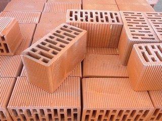 Керамические блоки: новинка на стройрынке