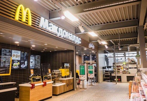 McDonald's запустил в «Пятерочке» свой первый ресторан