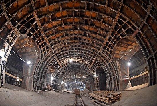 Большое кольцо метрополитена будет запущено в следующем году