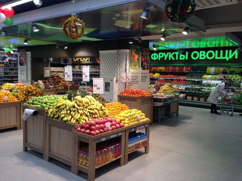 «Спар Миддл Волга» проведет экспансию в Москву и Санкт-Петербург