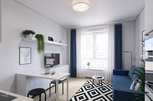 Группа ПИК начала производить мебель и технику для своих квартир
