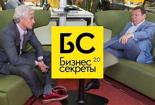 Тиньков решил заняться съемками новых выпусков «Бизнес-секретов»