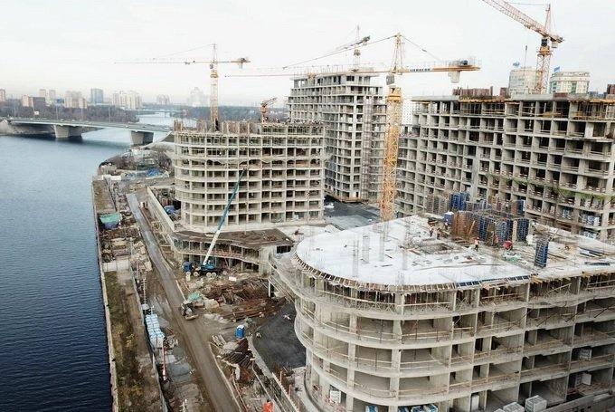 «Wainbridge» не будет строить бизнес-центр в ЖК «Акватория»