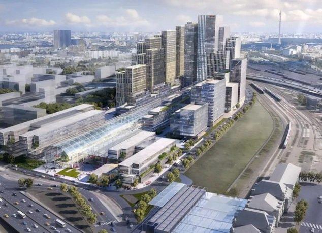 «ВЭБ.РФ» организует привлечение синдицированного финансирования для строительства новой штаб-квартиры «РЖД»