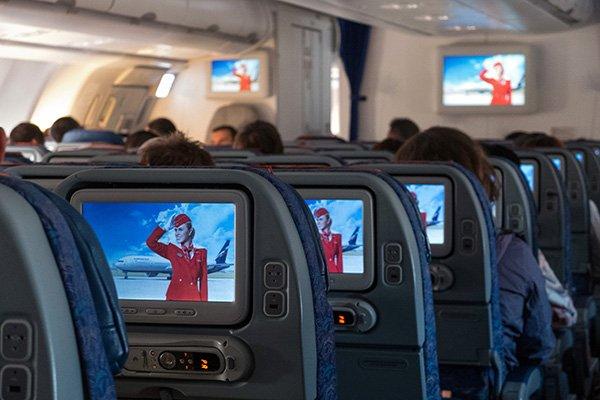 «Аэрофлот» хочет ввести платный интернет на коротких рейсах