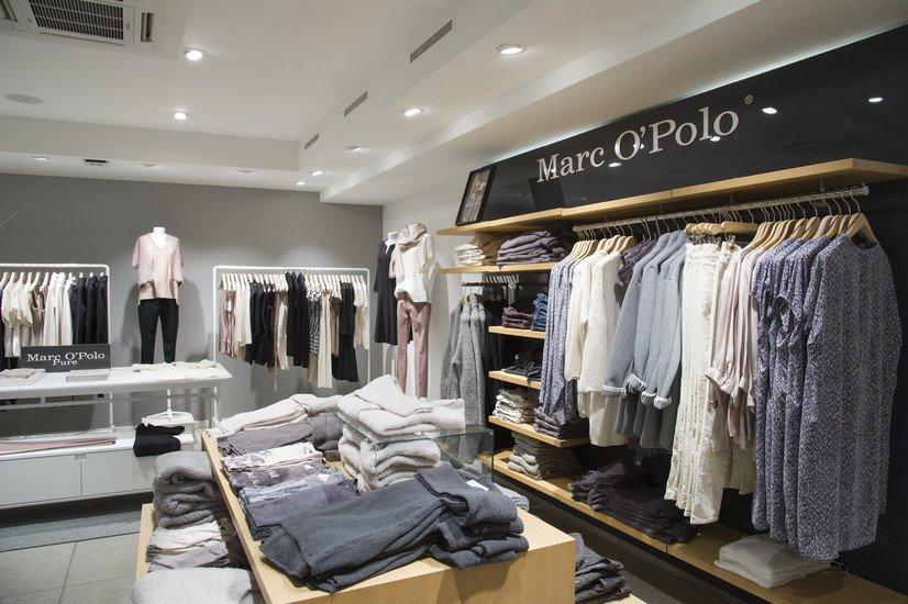 «Marc O'Polo» хочет самостоятельно развиваться в России