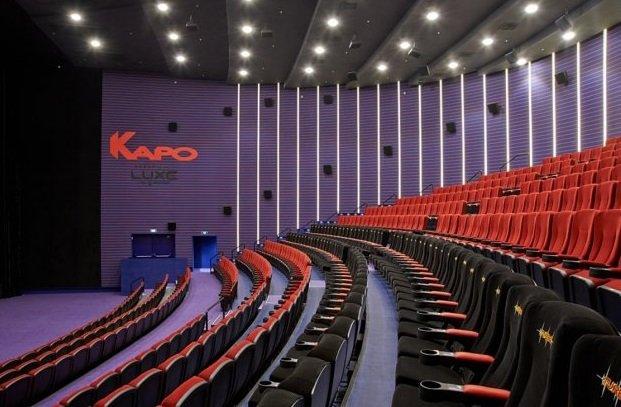 «Каро» предлагает кинозалы в аренду для геймеров