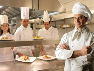 Спецодежда для работников пищевых производств