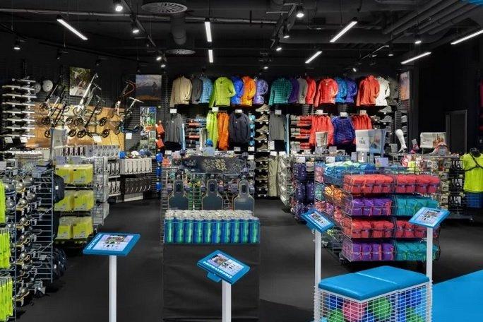 «Decathlon» устанавливает корнеры в гипермаркетах «Globus»