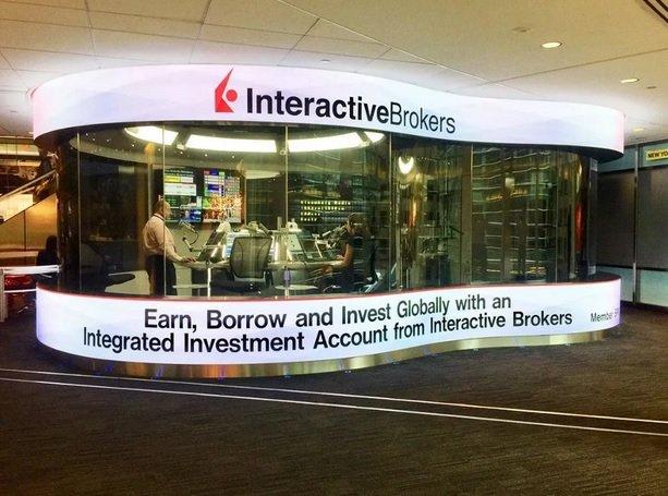 «Interactive Brokers» прекращает работу с российскими брокерами