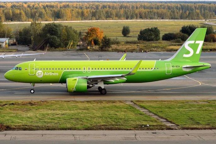 «S7» прорабатывает вопрос создания авиакомпании-лоукостера