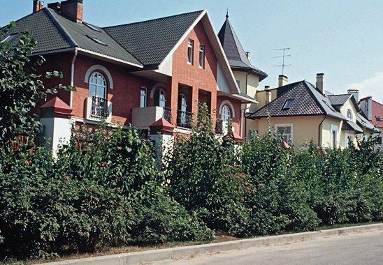 Подмосковные загородные дома продолжают пользоваться спросом у арендаторов