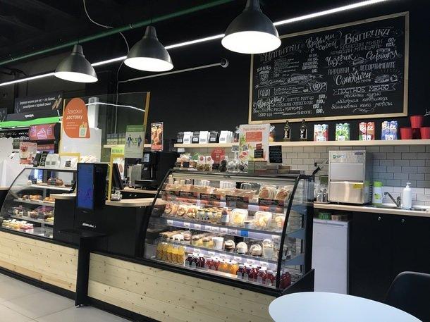 «Вкусвилл» начал открывать кафе без магазинов