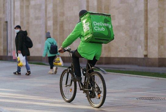 Delivery Club запустил программу обучения для перемещающихся на велосипедах курьеров