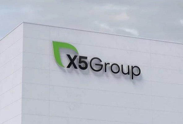 X5 анонсировала проведение полноценного ребрендинга