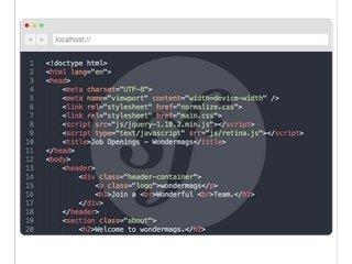 разработка сайта на Symfony