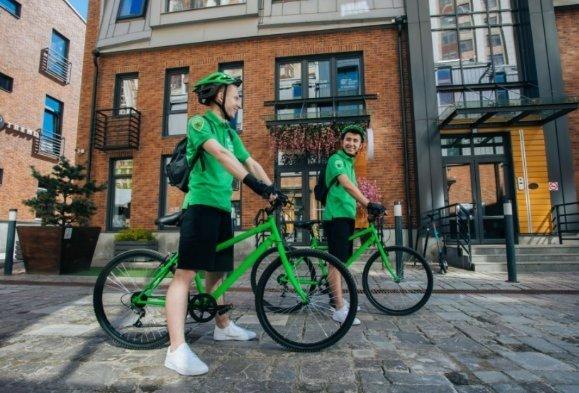 Delivery Club анонсировал запуск велопатруля
