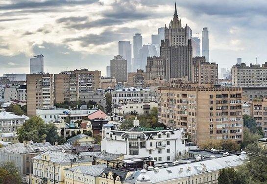 Москва отвечает требованиям стандарта ISO для «умных» городов