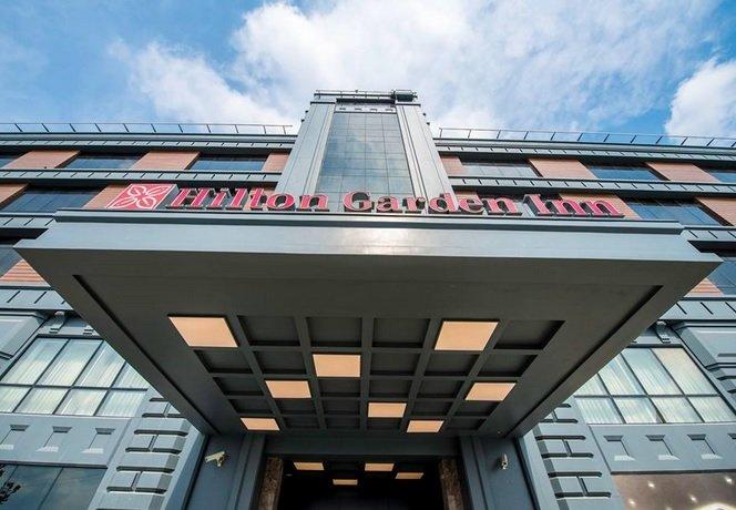 «Hilton Garden Inn» у Павелецкого вокзала перейдет под управление «Cosmos Hotel Group»