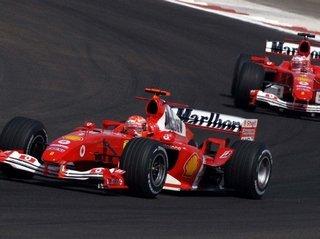 F1 как самый требовательный вид спорта