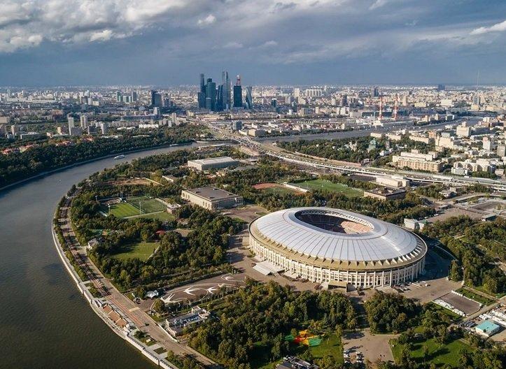 «Яндекс» намеревается купить площадку под офисный комплекс рядом со стадионом «Лужники»