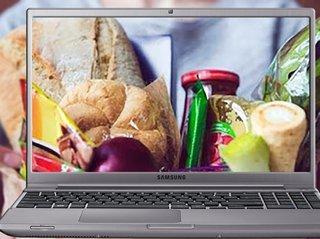 Заказать продукты по интернету на сайте Vkus-Vkus с доставкой по почте и курьерами