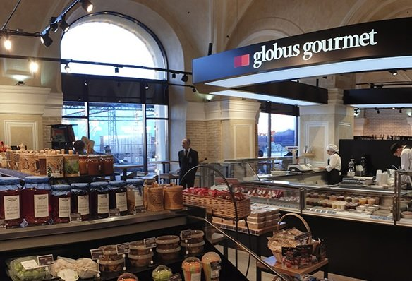 «СберМаркет» начал доставлять заказы из магазинов «Глобус Гурмэ»
