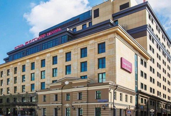 Части московских гостиниц удалось вернуться к допандемийному уровню