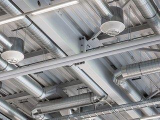 Система вентиляции: проектирование и монтаж