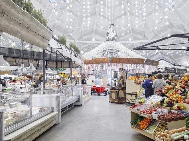 Даниловский рынок планирует расширение за пределы МКАД