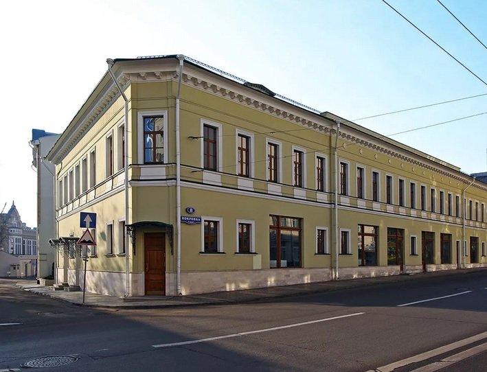 «Траст» продаст усадьбу купцов Ушакова и Толзина на Покровке