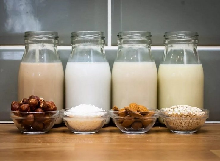 ГК «Эфко» организует выпуск молока из растительного сырья